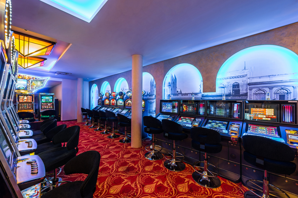 Casino entertainment industry