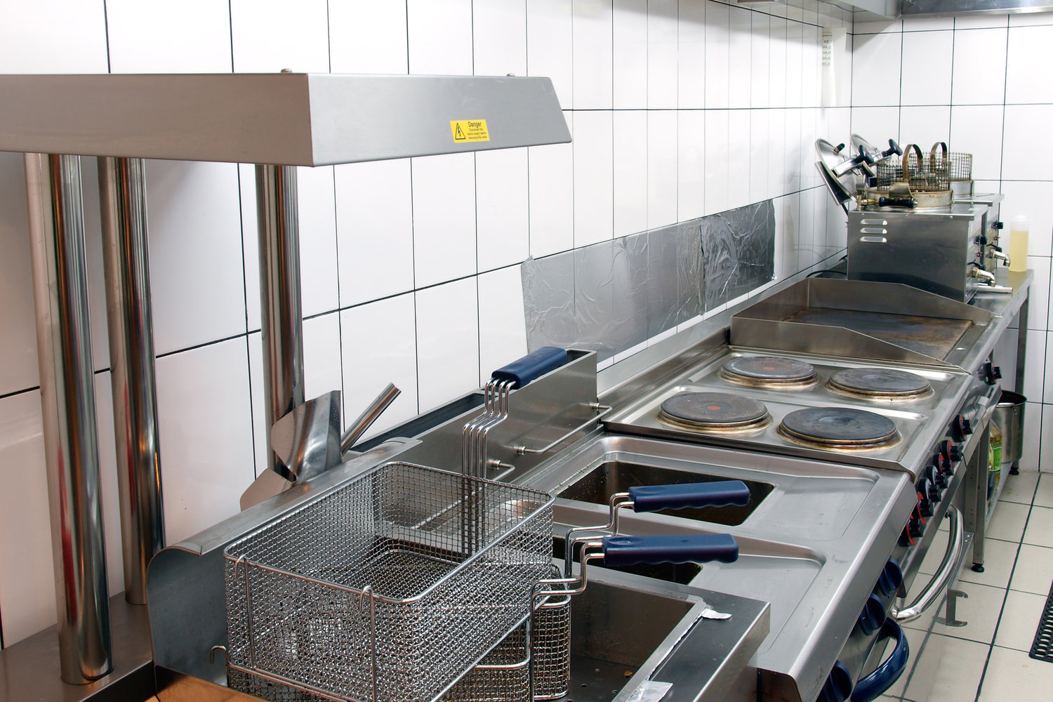 Grease Trap Cleaning & Maintenance Service — Smart Alternative Fuels