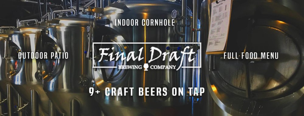 Final Draft Brewing Company