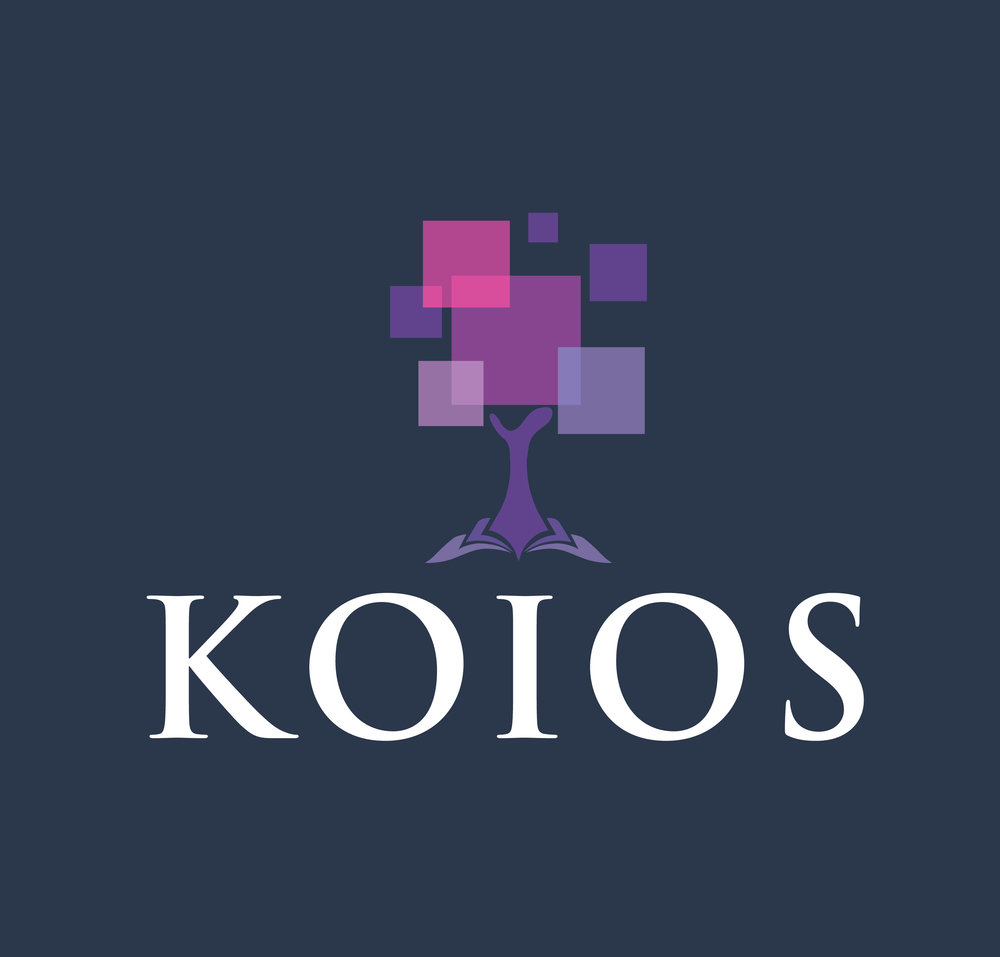 Official Koios logo (.jpg, dark background)