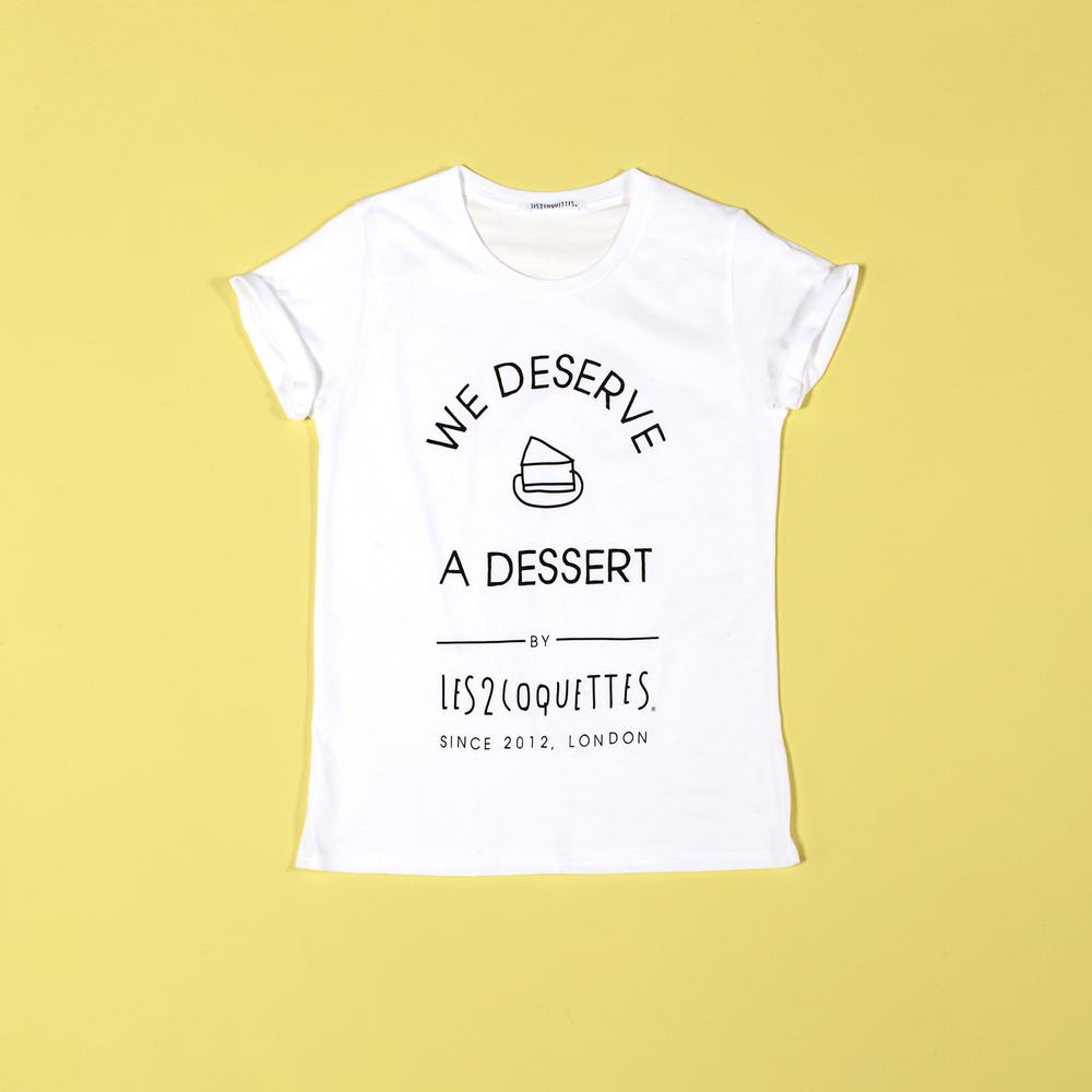 DESSERT TEE