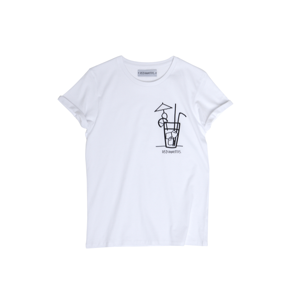COCKTAIL TEE