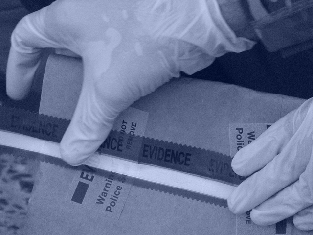 What happens when evidence is destroyed or hidden... -