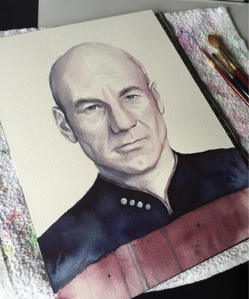 captain-picard-portrait-olechkadesign