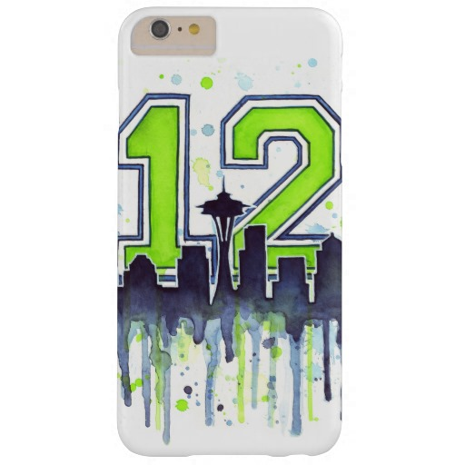 12th Man Phone Case Seattle