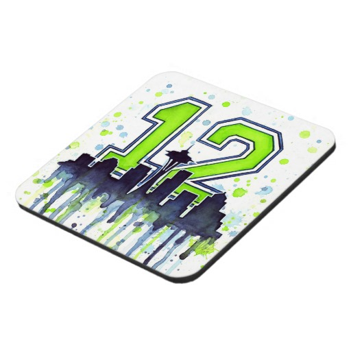 12th Man Coasters
