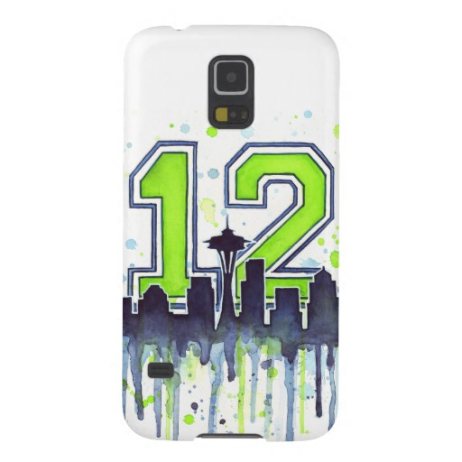 12th Man Samsung Galaxy Case