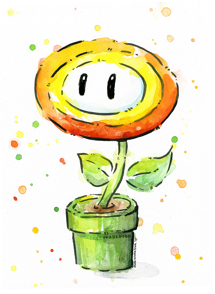 Fireflower-mario-watercolor.jpg