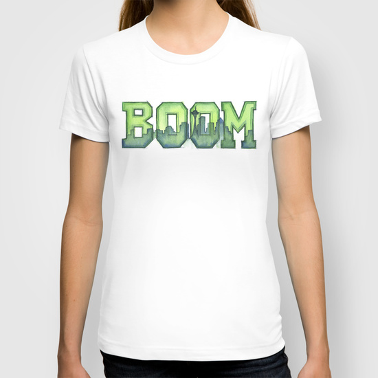 seattle legion of boom shirt