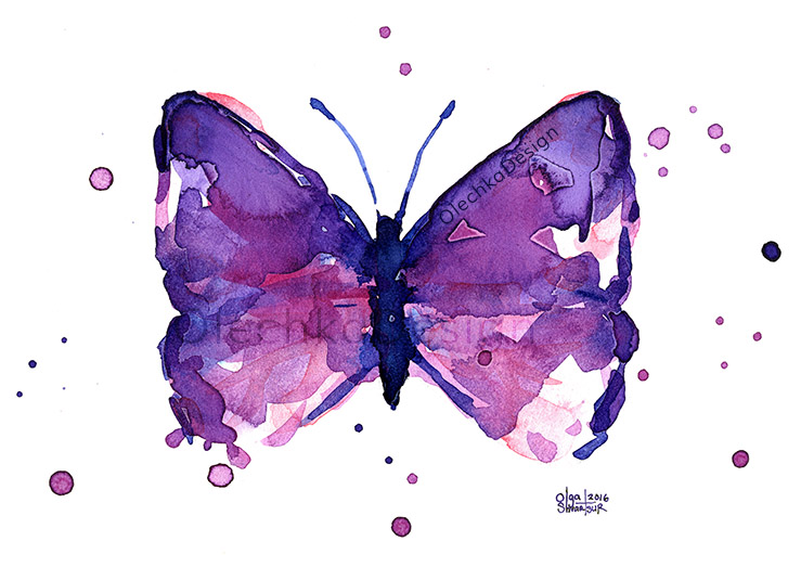 Butterfly-watercolor-painting-purple-olechkadesign.jpg