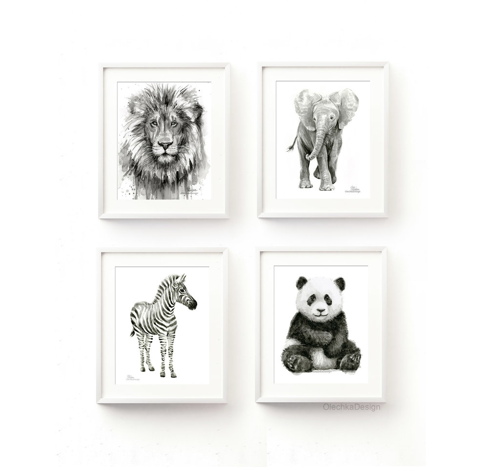 nursery-safari-animal-prints-lion-elephant-zebra-panda
