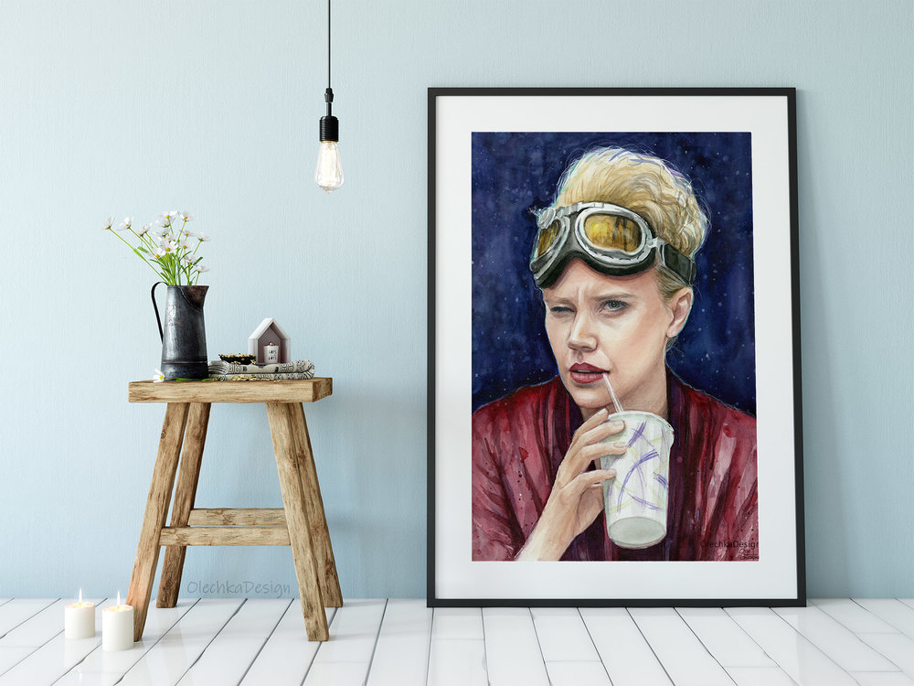 jillian holtzmann art