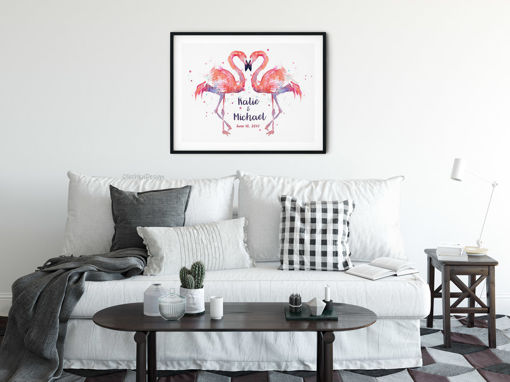 flamingo-custom-print-personalized-print.jpg