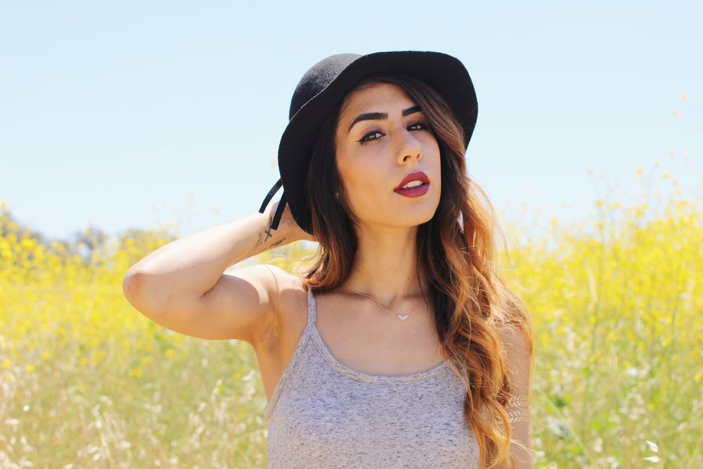 Photo of Jessica Lepez by Catherine Alyce