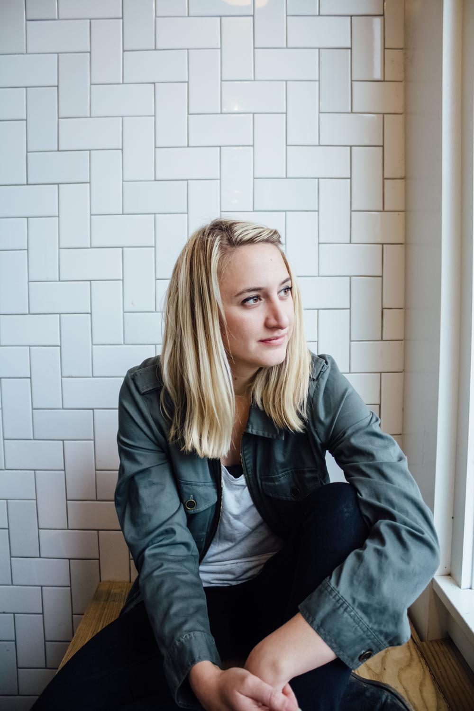 The lovely Kristine (@kristine_nicole) by Catherine Alyce