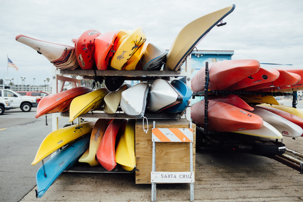 Canoes by Catherine Alyce