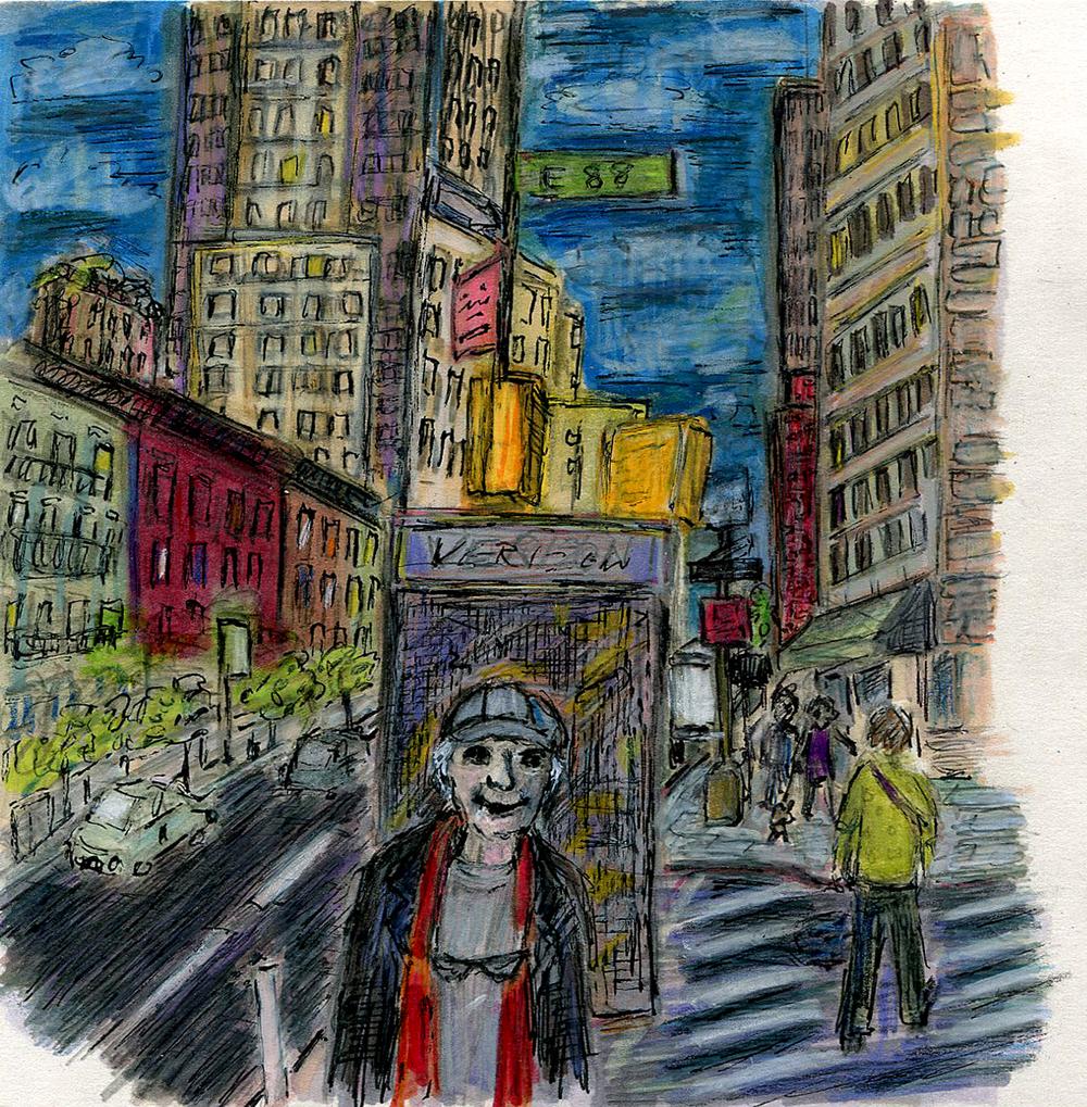 E 88th Street | Dad