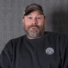 Scott Kominski    Carding Supervisor