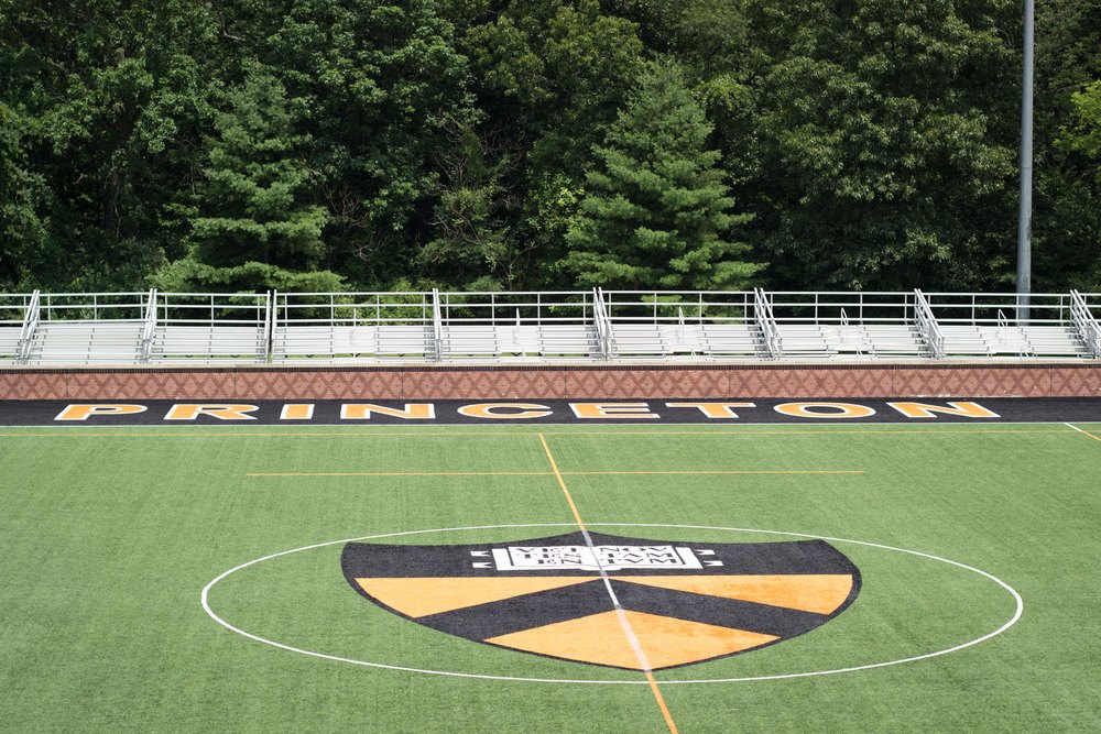 princeton sport stadium tigers green bike trip weekend getaway new jersey.jpg