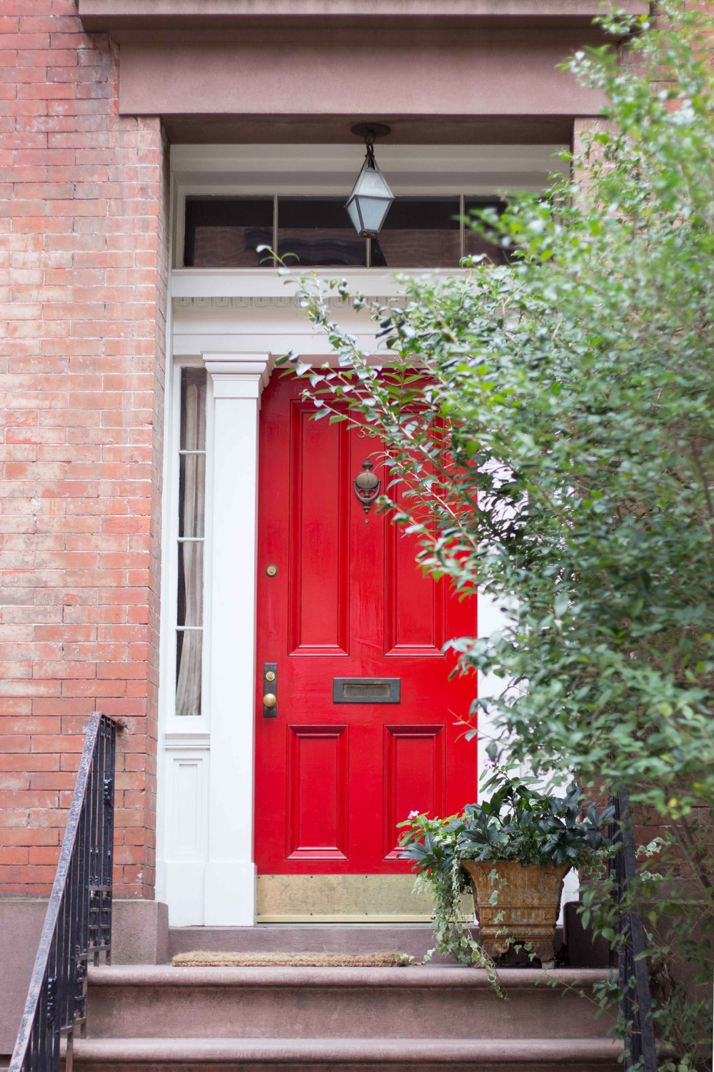 west village new york red door brownstone irina korrelat.jpg