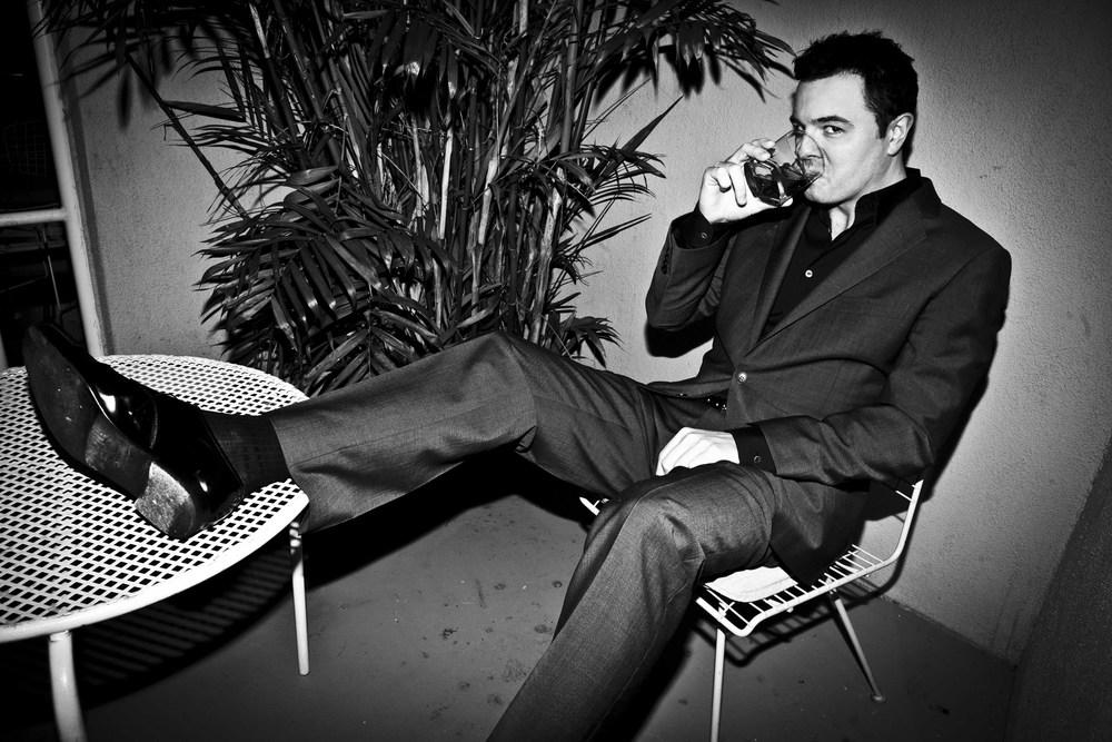 Seth Mcfarlane,santa Monica,2011