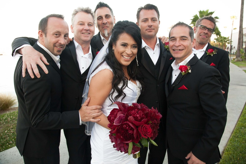 the bride,long beach,2015