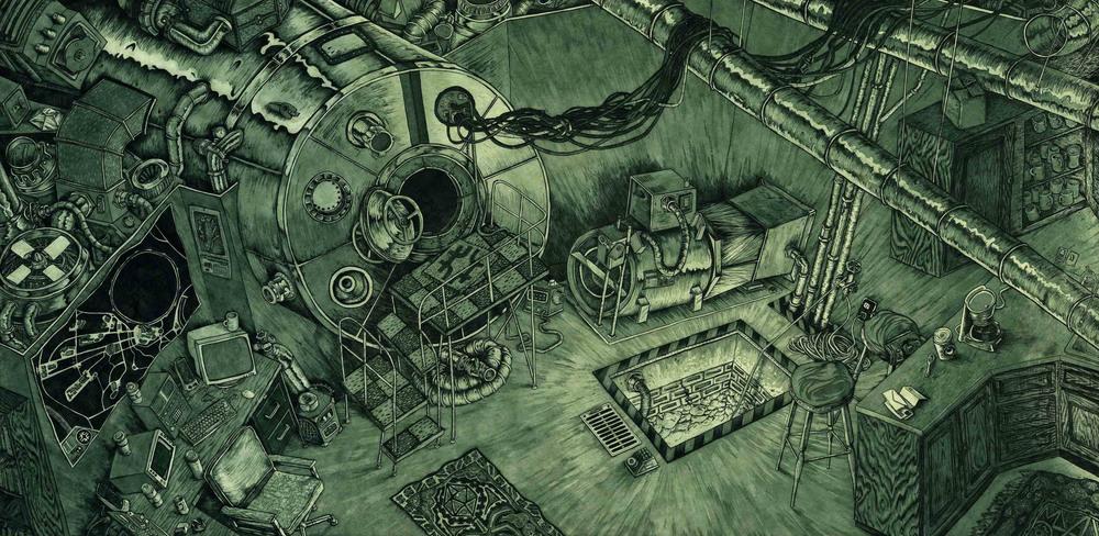 Underground Experimental Cavern
