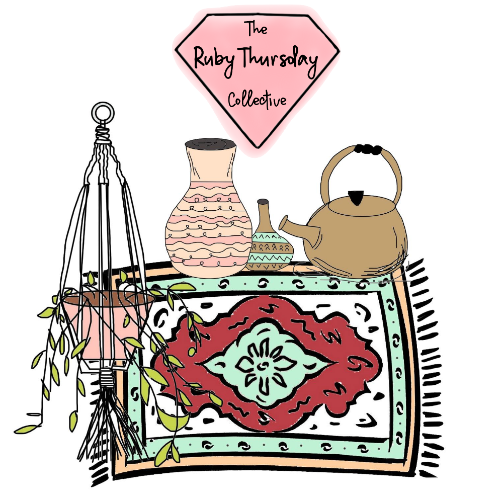 The Ruby Thursday Collective |  New and Vintage Home Decor shop, Edmonton and Area