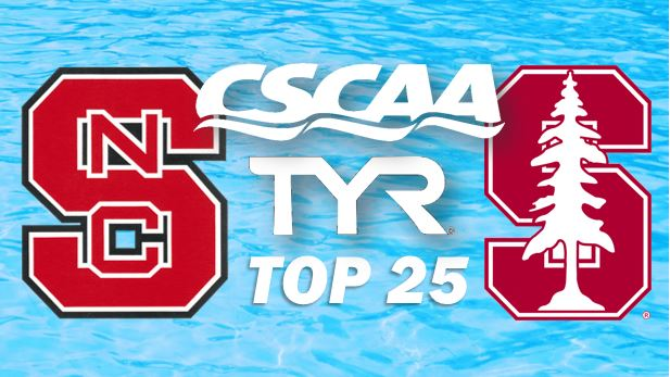Stanford & State Lead CSCAA Poll