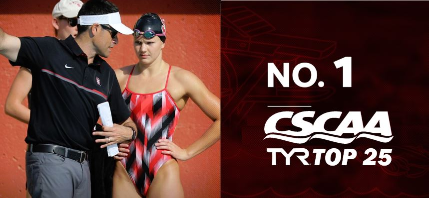 CSCAA Votes Stanford #1 in Final Poll