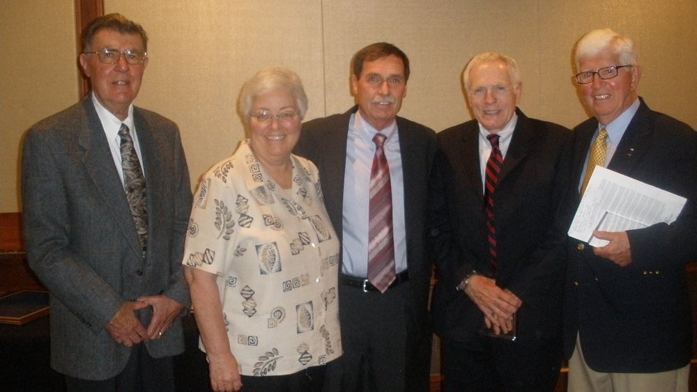 Collegiate Coaching legends - nort thornton, Jean freeman, gregg troy, ernie Maglischo & peter daland