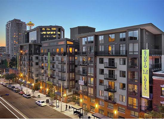 Moda Apartments
