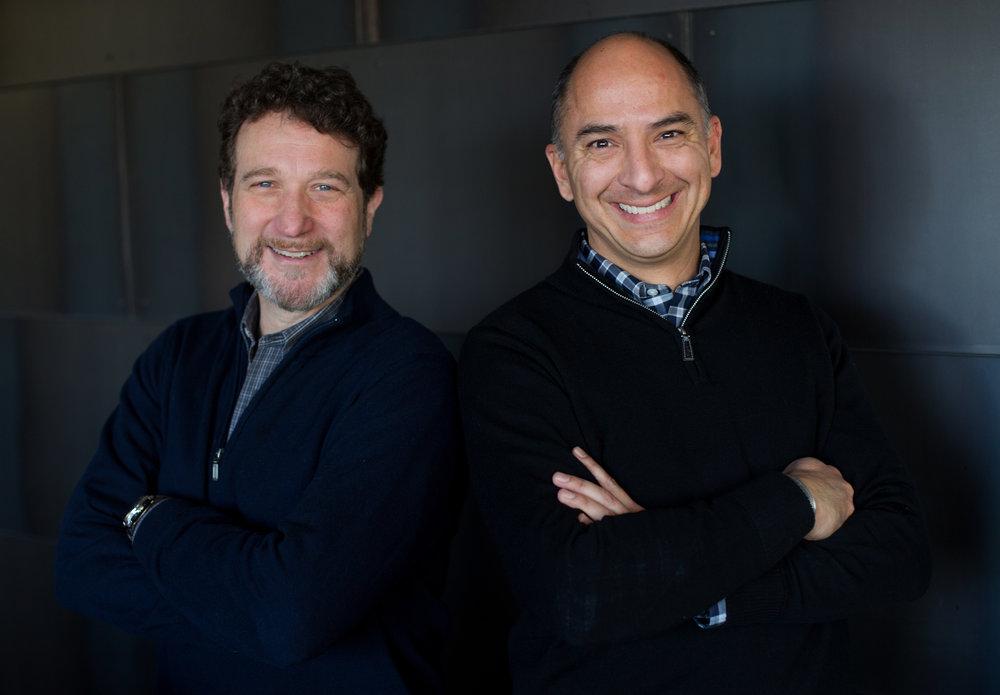 S. Michael Hoffman & Carlos de la Torre, Principals