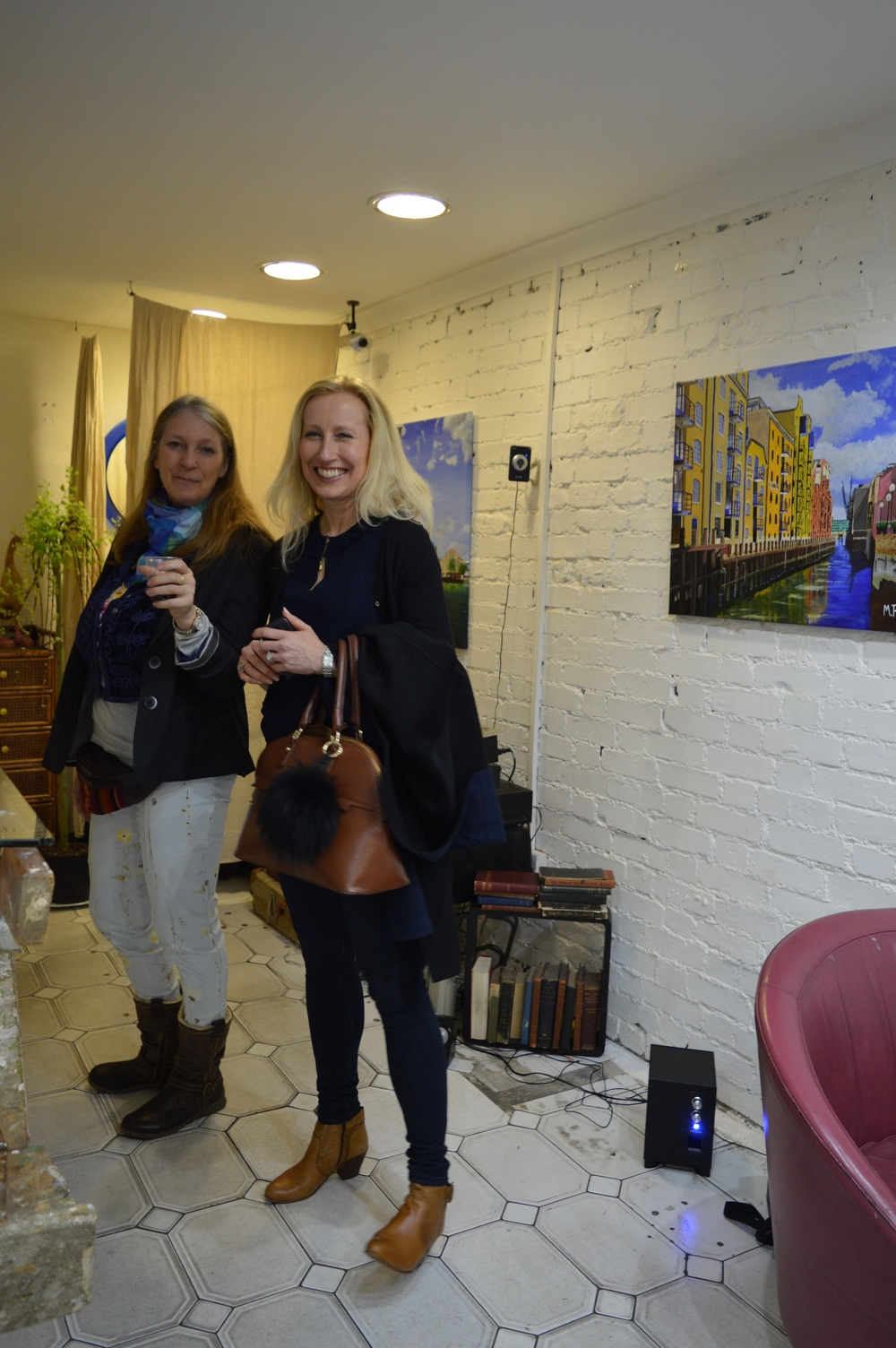 Guests of 504 Gallery | North London
