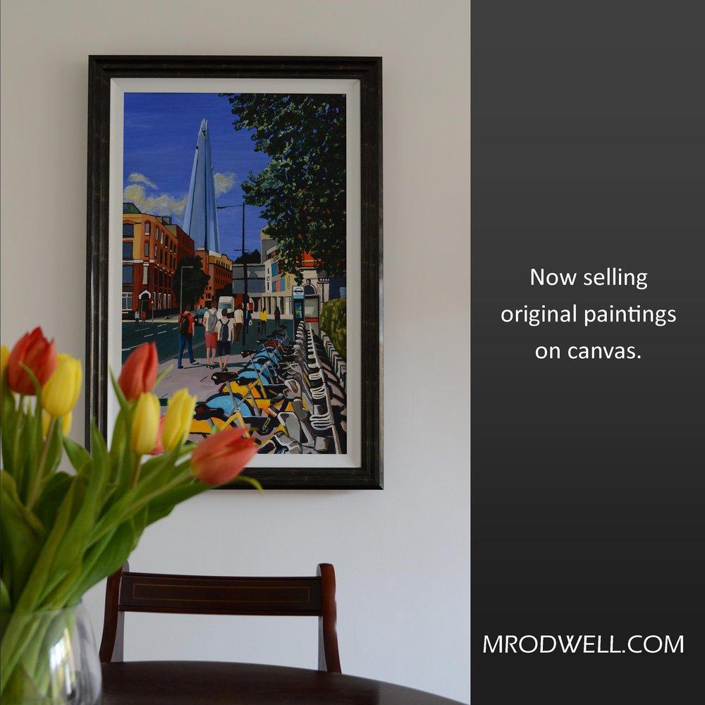 Bermondsey Artist | M.Rodwell