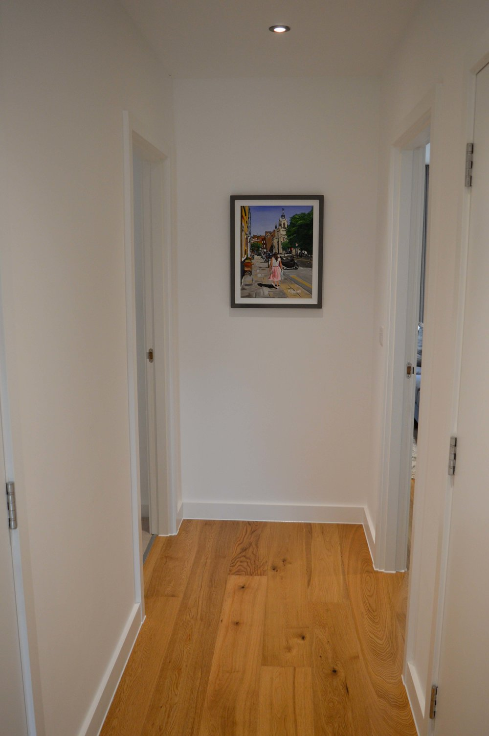 Bermondsey Street   Hallway