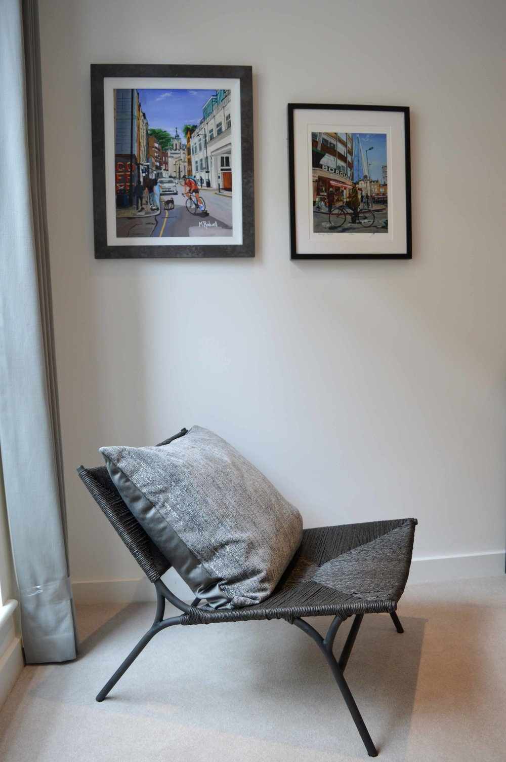 Bermondsey FuckOffee Cafe  | Borough Market  - Paintings  | Bedroom