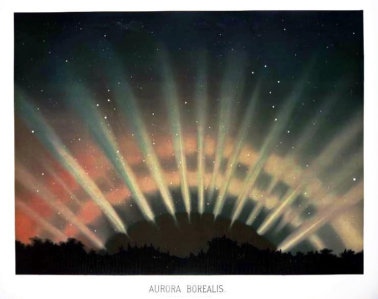 Astronomy-Aurora-Borealis