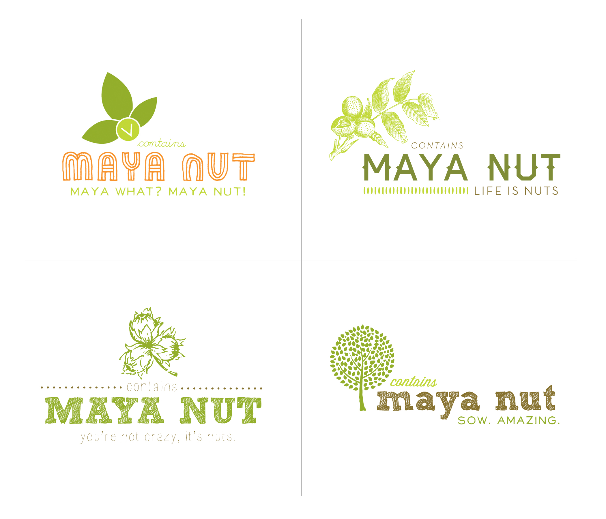 maya nut rejected