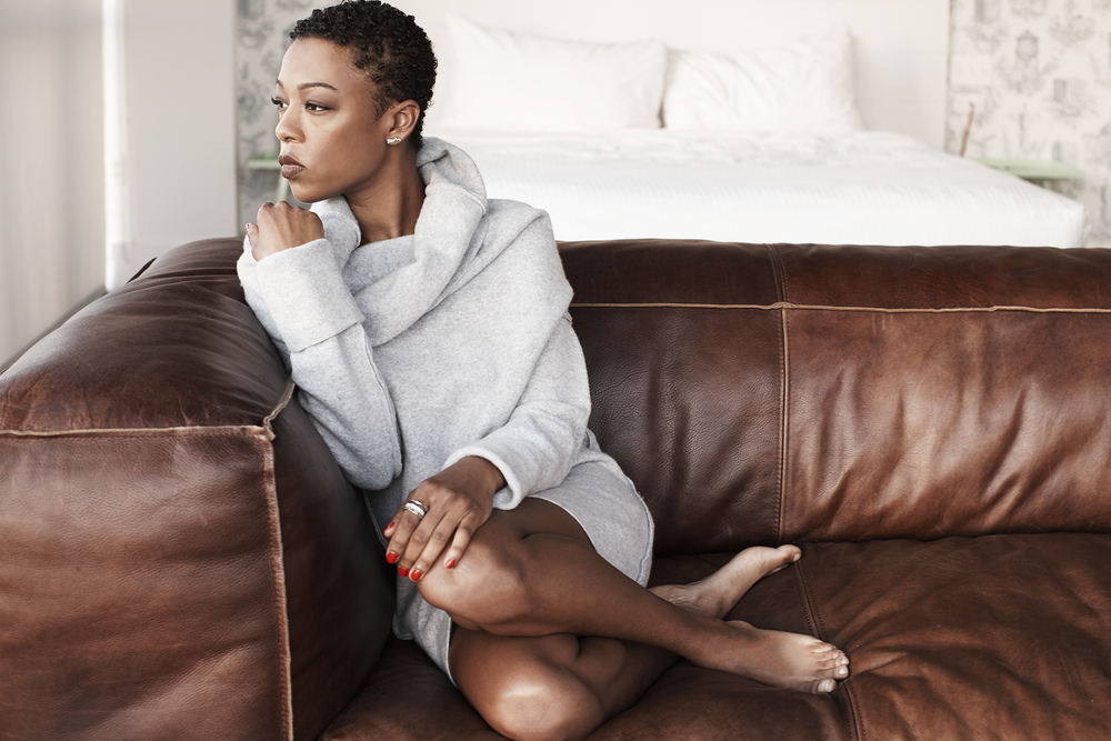 Samira Wiley, Orange Is the New Black Actress for MIMI; Photographed by Stephania Stanley