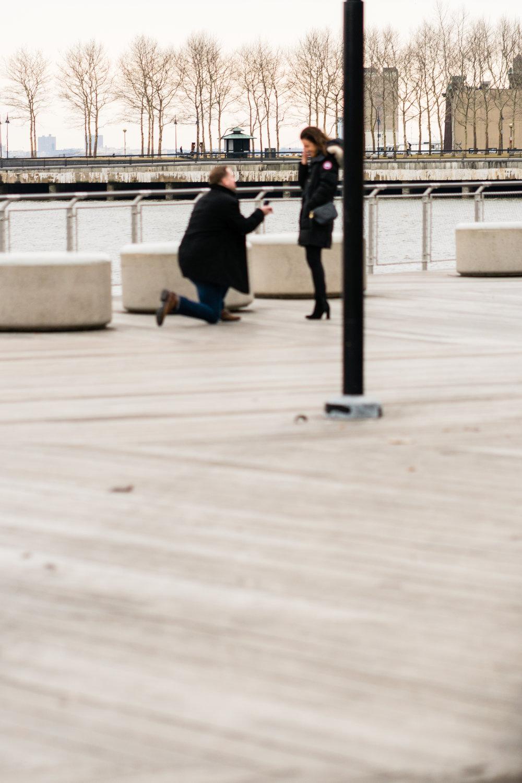 Hoboken Surprise Proposal