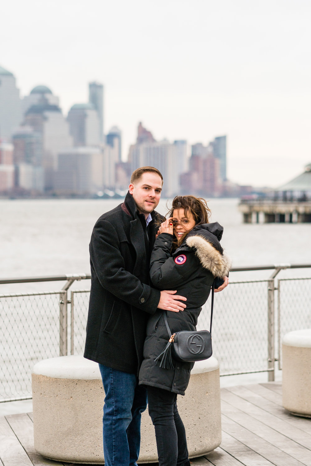 New Jersey Engagement Surprise Proposal