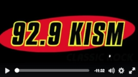 11/28/16  - Sean Modica's interview with Scott Less on Seattle's Classic Rock station, KISM 92.9