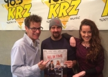 09/29/16 - AUDIO: Rocky & Lissa Talk to Local Film Director Chris Fetchko
