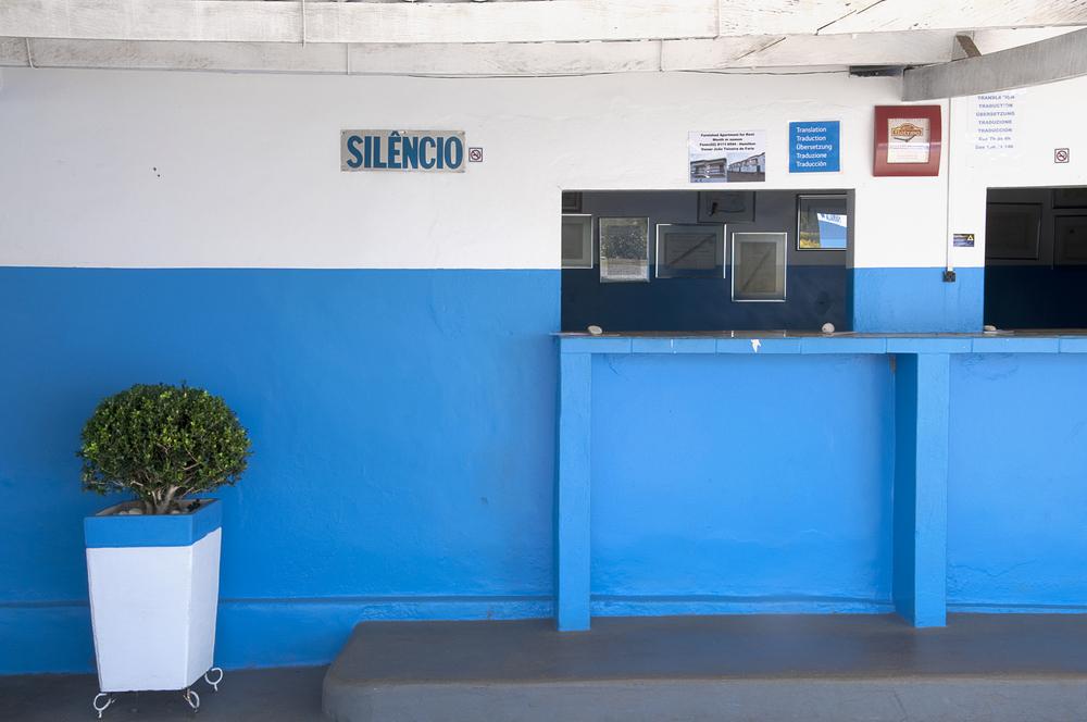 Silencio, Window