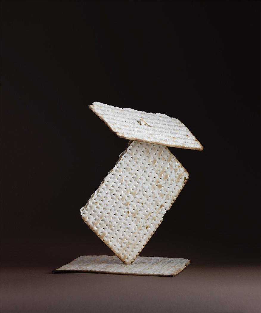 Matza Bread Tower