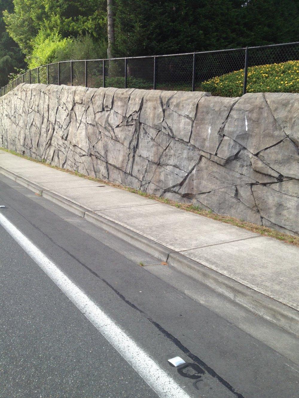 Cherry Valley Sidewalk-Duvall,WA