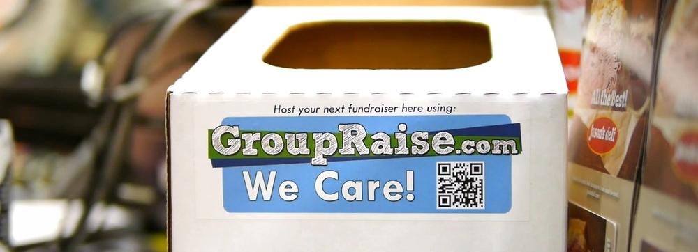 GroupRaise Box