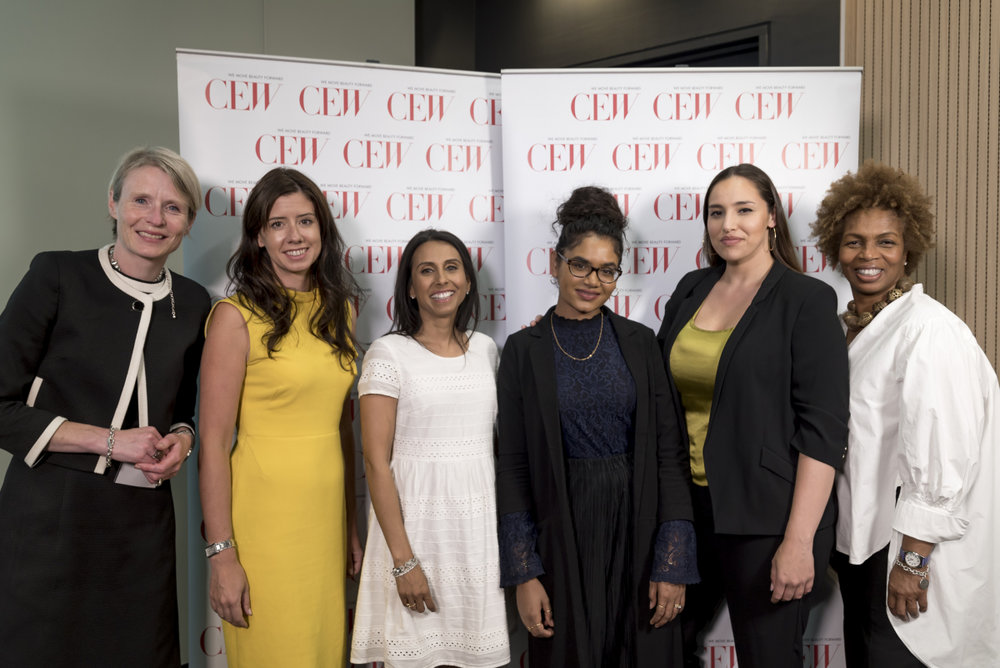 CEW and EY recently hosted a thought-provoking panel discussion ' Inclusive Beauty: Embracing Diversity in the Beauty Industry ', which focused on the diversity issues found within the beauty industry including race, gender and age.