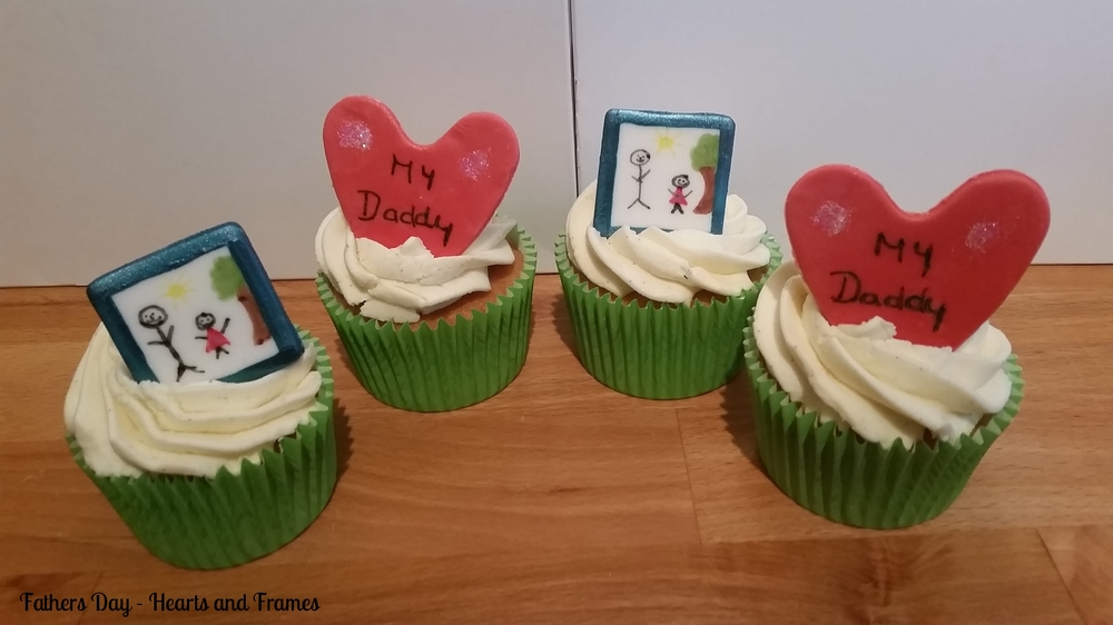Fathers Day- Hearts and Frames